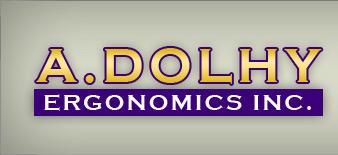 A. Dolhy Ergonomics Inc Logo